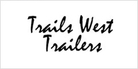 Trails West logo.