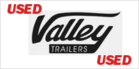 VALLEY TRAILERS logo.